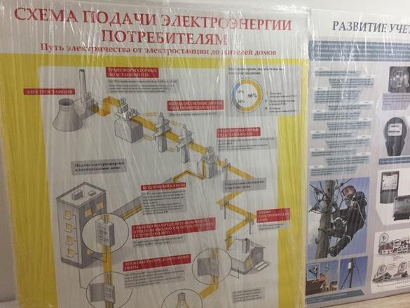 Доставка информационных стендов по России