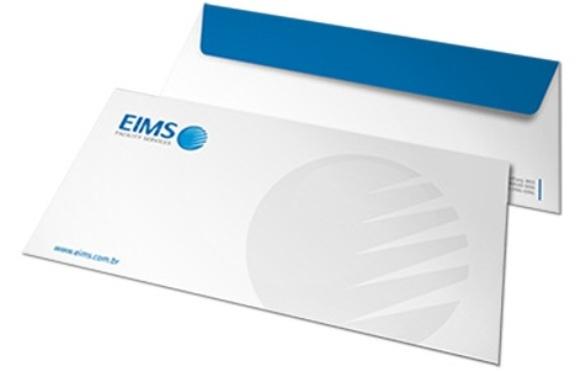 Доставка конвертов с логотипом по России