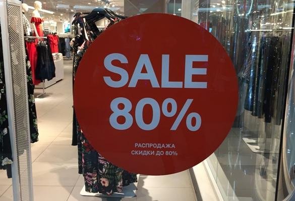 Оформление торговых центров к Новому Году
