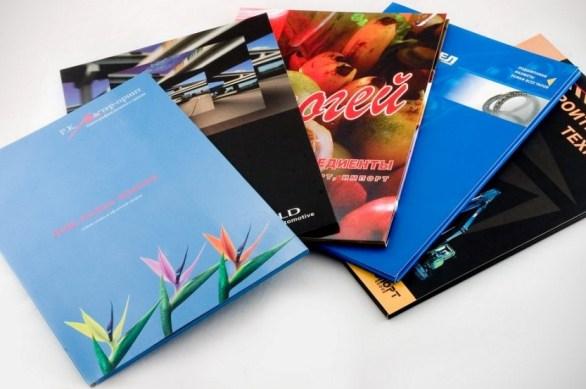 Печать каталогов и дизайн недорого