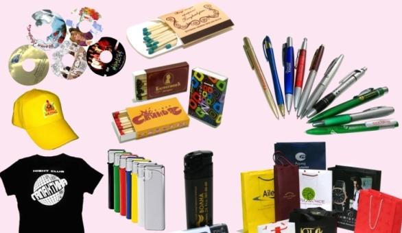 Доставка корпоративных подарков с логотипом по России