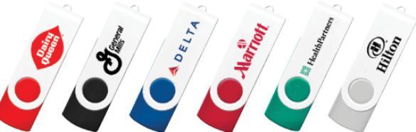 Заказать флешки с логотипом компании