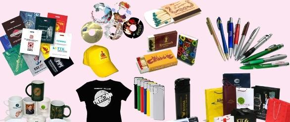 Популярные сувениры с логотипом на заказ