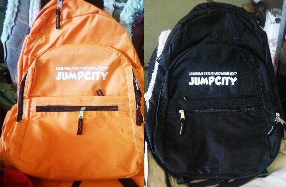 Промо рюкзаки с печатью