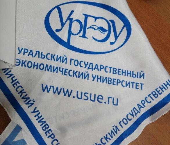 Нанесение лого и изображения на платки и косынки - методика