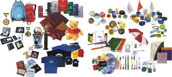 Новогодние сувениры с логотипом