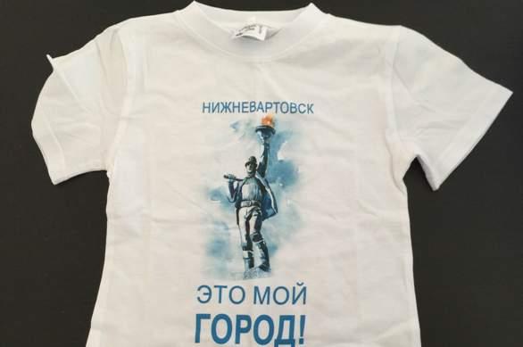 Доставка футболок с логотипом по России