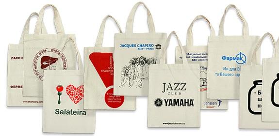 Заказать сумки с логотипом компании