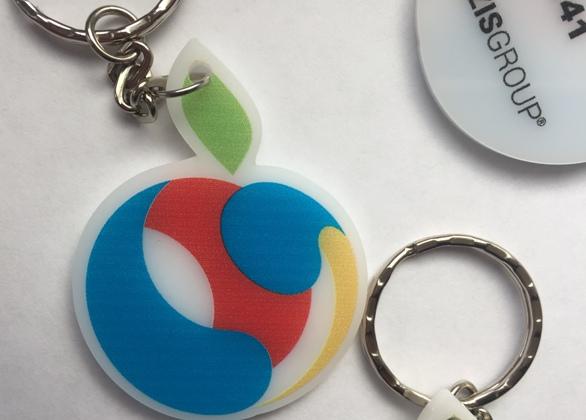 Сувенирные подарки с лого компании