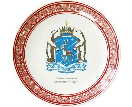 Изготовление наградных тарелок
