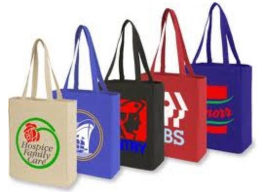 Промо сумки и виды нанесения изображений