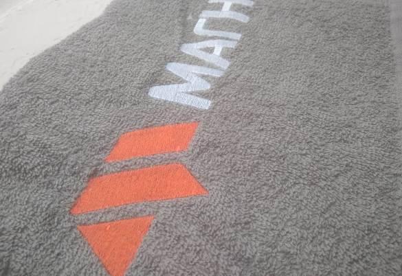 Вышивка логотипа на махровой ткани срочно