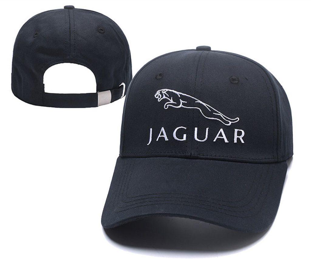 кепки с логотипо авто Ягуар