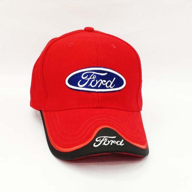 кепки с логотипо авто форд