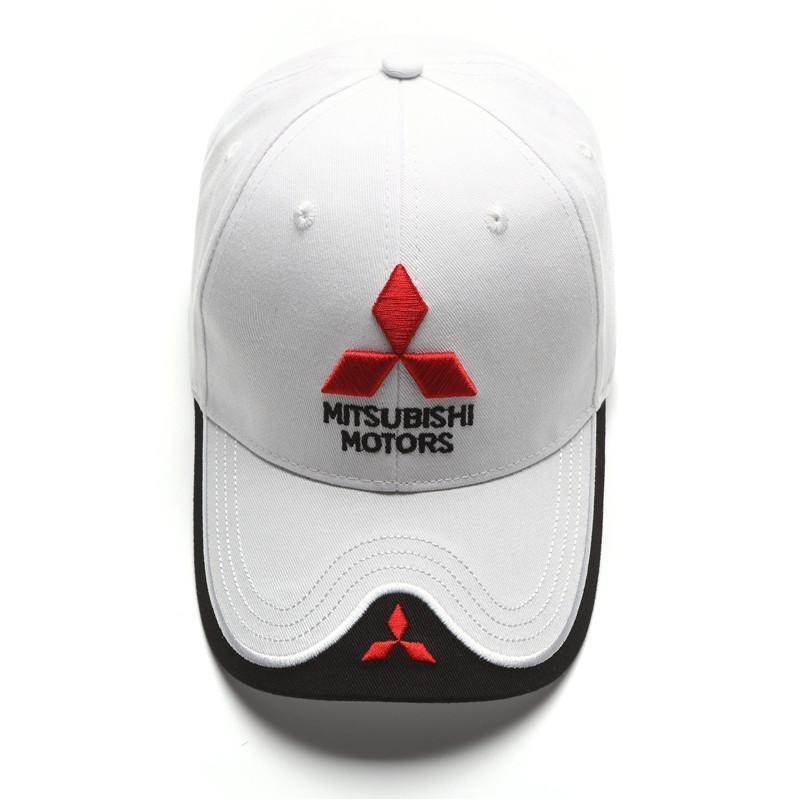 кепки с логотипо авто митсубиси